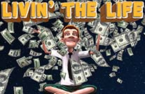 Play Livin The Life Slots at Miami Club Casino